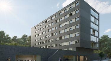 Amandolier, Promotion immobilière — 1208 Genève