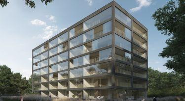 Amandolier, Promotion Real Estate — 1208 Genève
