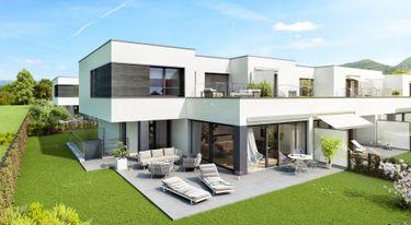Domaine de Sierne, Promotion Real Estate — 1255 Veyrier