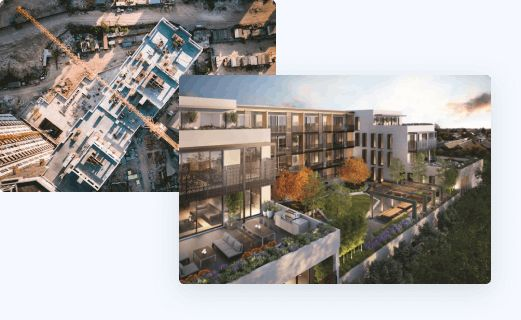 Two new property developments
